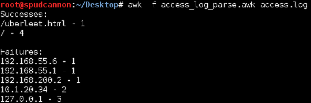 F'Awk Yeah! Advanced sed and awk Usage (Parsing for Pentesters 3)
